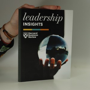 náhled knihy - Leadership insights. Harvard Business Review