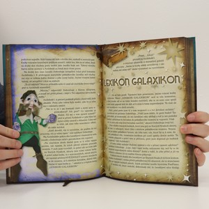 antikvární kniha Starohradské pohádky čaroděje Archibalda I. Hvězdolet (5. díl), 2014