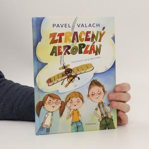 náhled knihy - Ztracený aeroplán