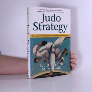 náhled knihy - Judo Strategy