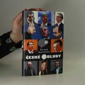 náhled knihy - České obludy