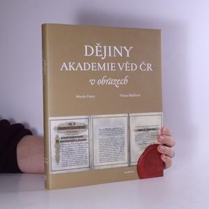 náhled knihy - Dějiny Akademie věd ČR v obrazech