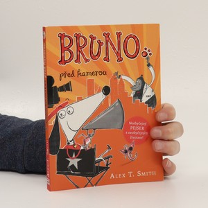 náhled knihy - Bruno před kamerou