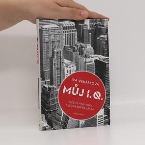 náhled knihy - Můj I.Q. : město New York a jedna divná láska