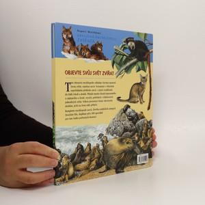 antikvární kniha Zvířata. Obrazová encyklopedie, 2004
