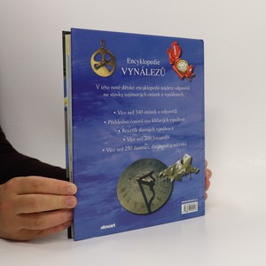 antikvární kniha Encyklopedie vynálezů , 2010