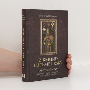 náhled knihy - Zikmund Lucemburský