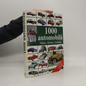 náhled knihy - 1000 automobilů : dějiny, klasika, technika