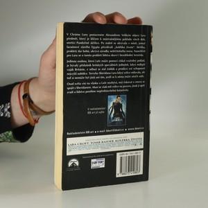 antikvární kniha Lara Croft: Tomb Raider. Kolébka života, 2003