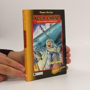 náhled knihy - Zloděj mrtvol (+ superlupa)