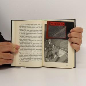 antikvární kniha Ostrov náhrobků, 2008