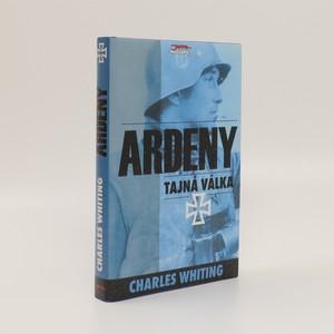 náhled knihy - Ardeny: tajná válka