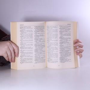 antikvární kniha Slovník cizích slov pro nové století : základní měnové jednotky, abecední seznam chemických prvků, jazykovědné pojmy : 30000 hesel, 2008