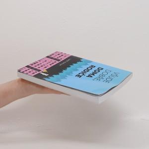 antikvární kniha Všude dobře, doma rodiče (věnování autora), 2018