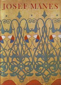 náhled knihy - Josef Mánes malíř vzorku a ornamentu