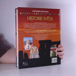 antikvární kniha Ilustrovaná encyklopedie historie světa. S internetovými odkazy, 2003