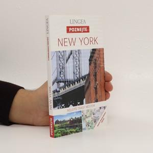 náhled knihy - New York (+ mapa města)