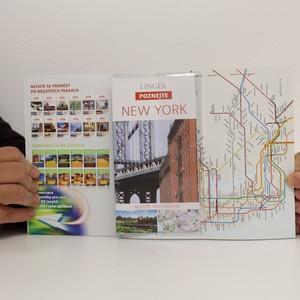 antikvární kniha New York (+ mapa města), 2016