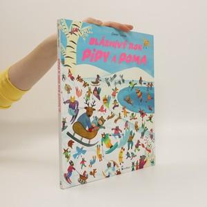 náhled knihy - Bláznivý rok Pipy a Poma