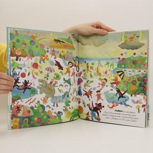 antikvární kniha Bláznivý rok Pipy a Poma, 2015