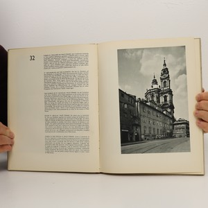 antikvární kniha Posvátná místa Prahy, 1937