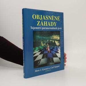 náhled knihy - Objasněné záhady : tajemství paranormálních jevů