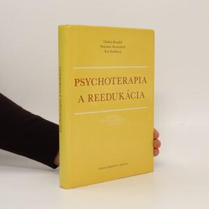 náhled knihy - Psychoterapia a reedukácia : učebnica pre filozofické fakulty
