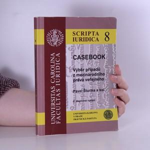 náhled knihy - Casebook. Výběr případů z mezinárodního práva