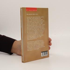 antikvární kniha Jak poznat dobré víno, neuveden