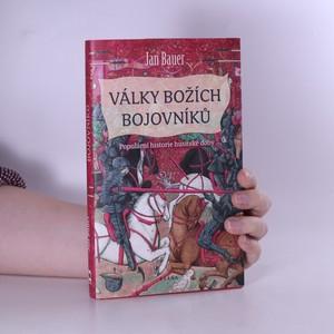 náhled knihy - Války božích bojovníků