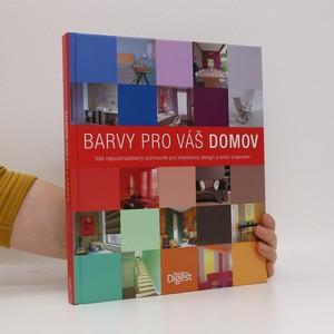 náhled knihy - Barvy pro váš domov