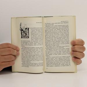 antikvární kniha Legendy o květinách, 1967