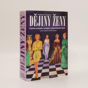 náhled knihy - Dějiny ženy : populárně sociologické, etnologické a kulturně historické kapitoly
