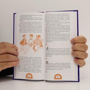 antikvární kniha Úsměvné trampoty aneb