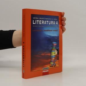 náhled knihy - Literatura 4. Česká a světová literatura 1945-2005
