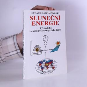 náhled knihy - Sluneční energie