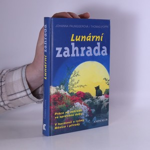 náhled knihy - Lunární zahrada