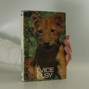 náhled knihy - Příběh lvice Elsy
