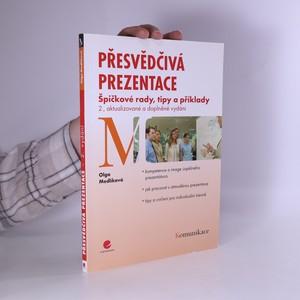 náhled knihy - Přesvědčivá prezentace