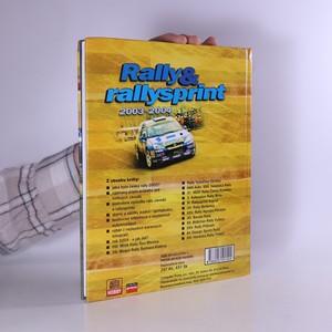 antikvární kniha Rally & Rallysprint 2003/2004, 2004