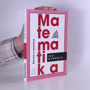 náhled knihy - Matematika pro gymnázia. Rovnice a nerovnice