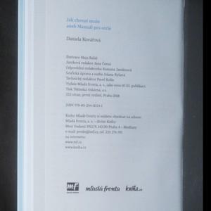 antikvární kniha Jak chovat muže, aneb, Manuál pro otrlé, 2018