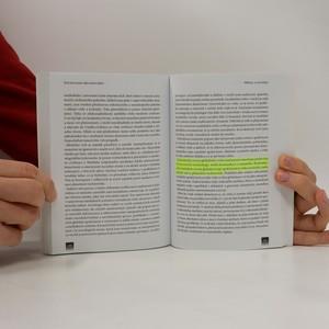 antikvární kniha Sociologie pro právníky (v textu zvýrazňováno na více místech - viz foto), 2011