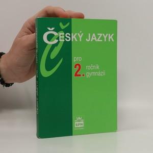 náhled knihy - Český jazyk pro 2. ročník gymnázií