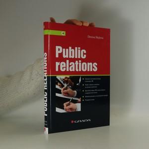 náhled knihy - Public relations (česky)