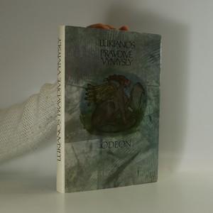 náhled knihy - Pravdivé výmysly