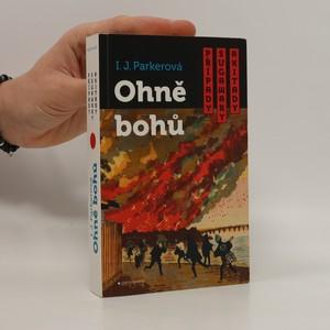 náhled knihy - Ohně bohů