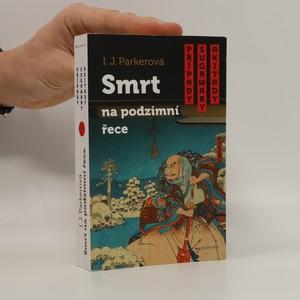 náhled knihy - Smrt na podzimní řece