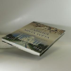 antikvární kniha Zajímavá místa světa, 2004