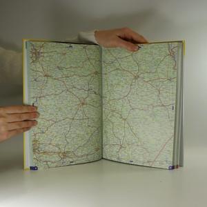 antikvární kniha Evropa Česko a Slovensko : autoatlas, 2005